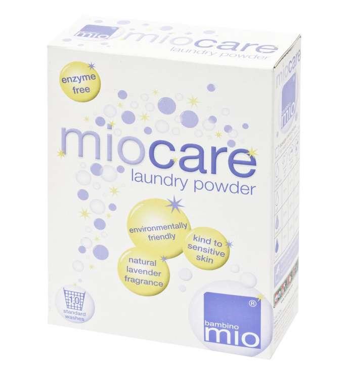 Bambino Mio MioCare Laundry Powder-700x725