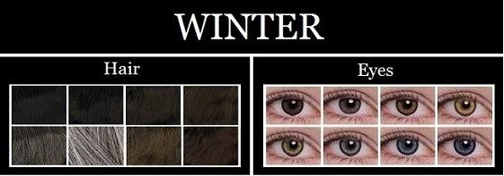 winter-characteristics