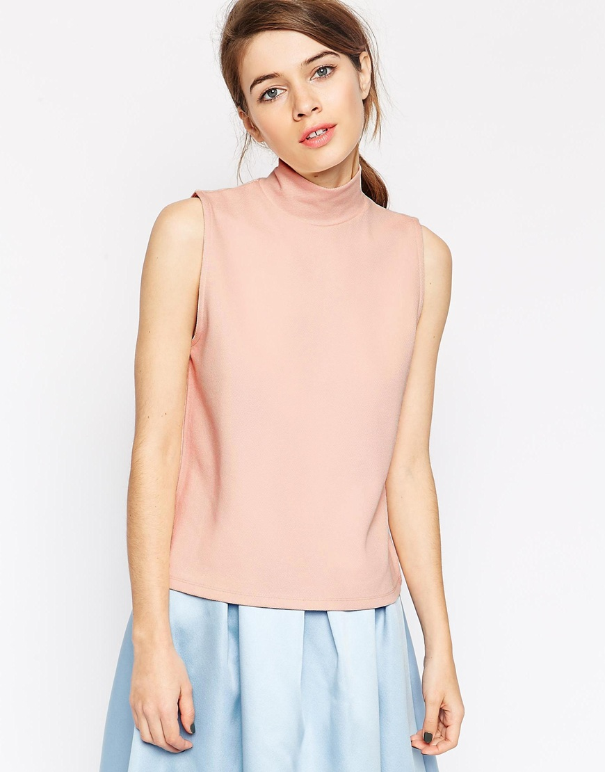 High-Neck-Shell-Top-in-Twill-Jersey-02