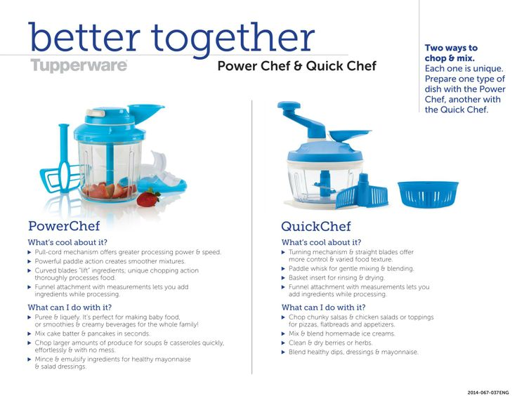 tupperwarequickchef