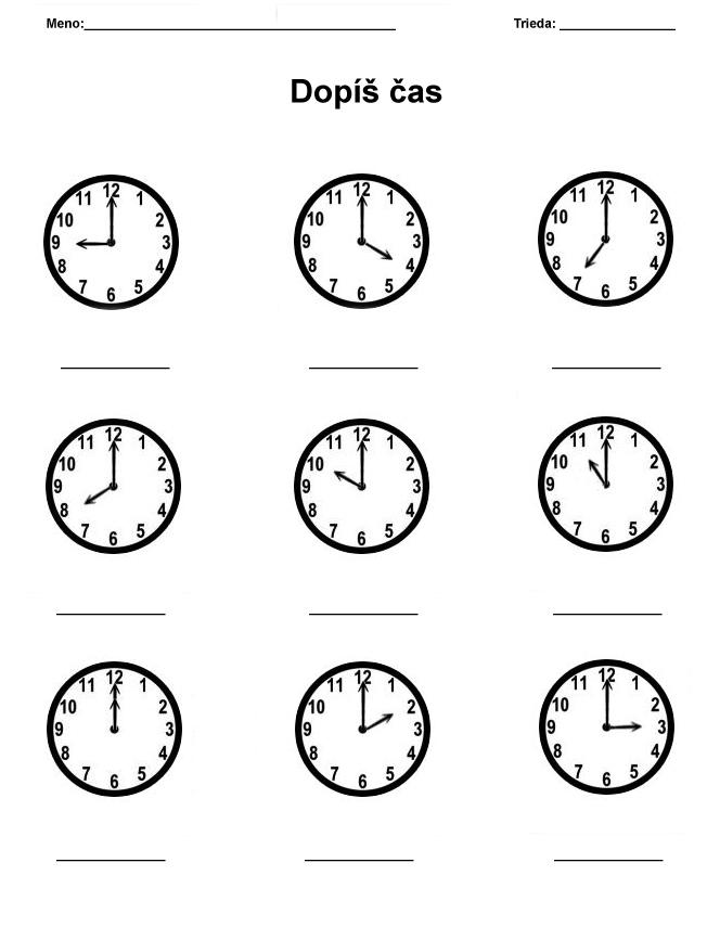 hodiny-vzor
