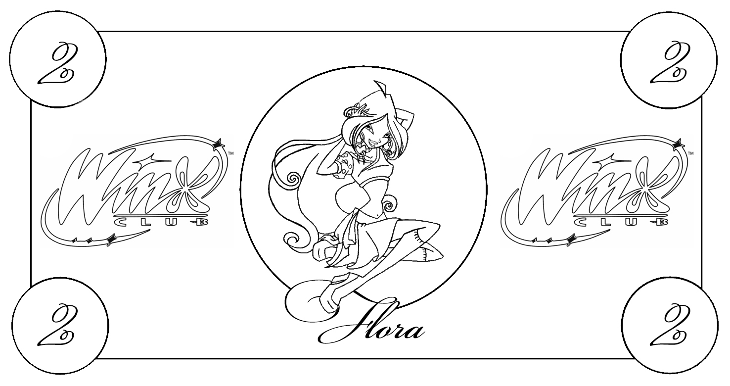 printable-play-money-winx-black-n-white-flora-cute