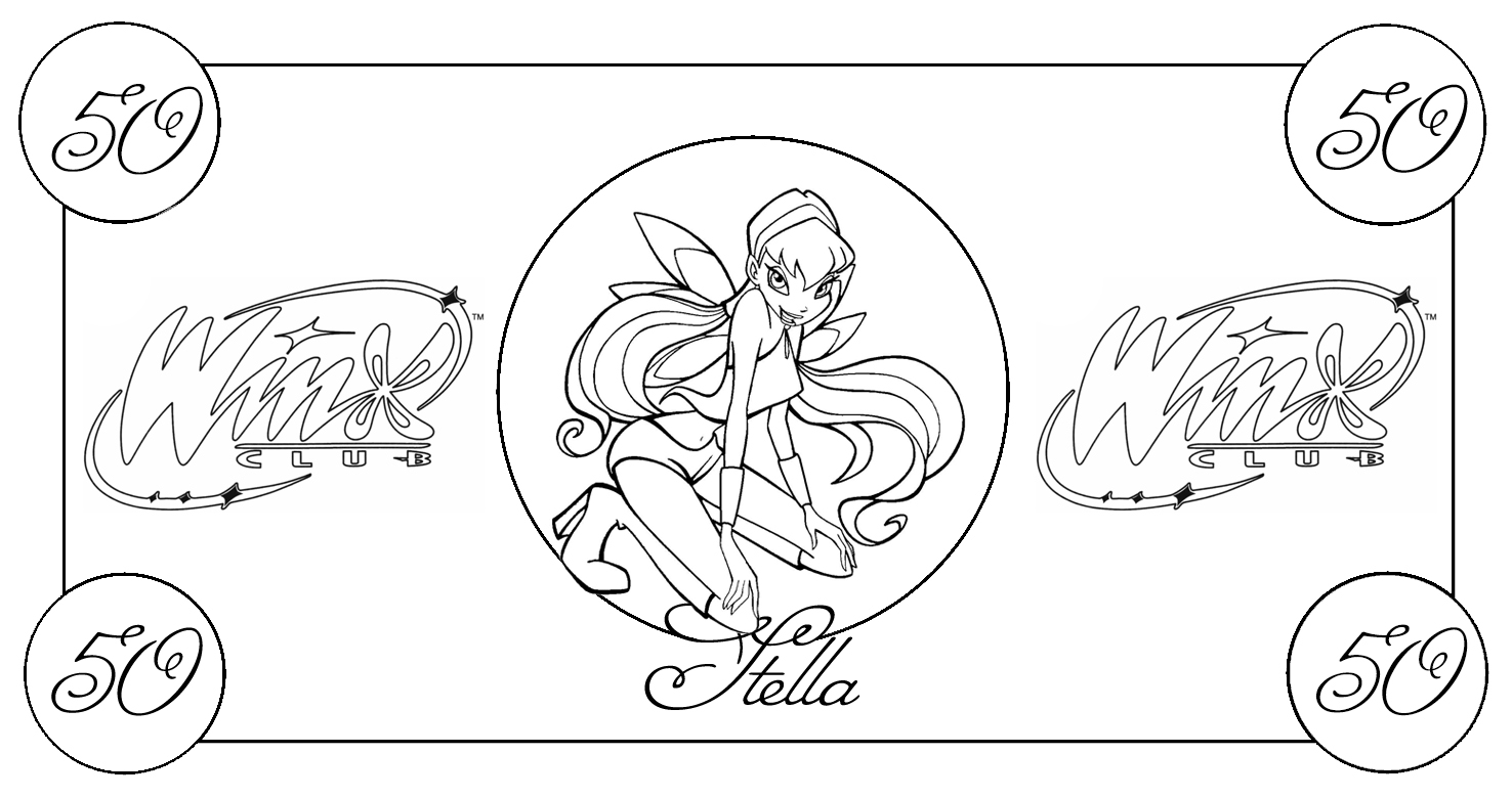 printable-play-money-winx-black-n-white-stella3