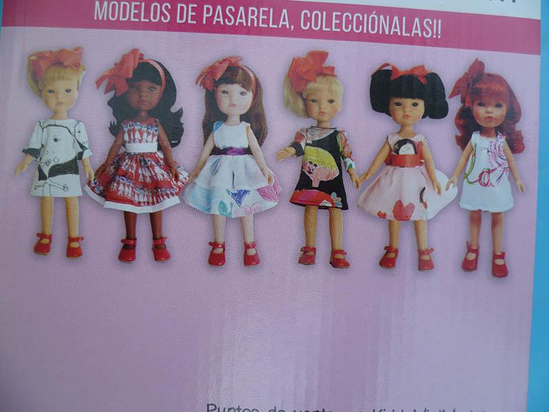 Berjuan Gretta My Doll & Me