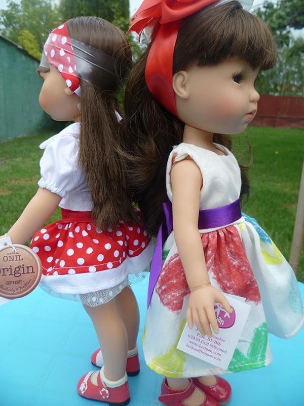 Berjuan Gretta My Doll & Me - Paola Reina Las Amigas Carol