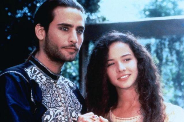 Sorellina e il principe del sogno Raz Degan, Nicole Grimaudo