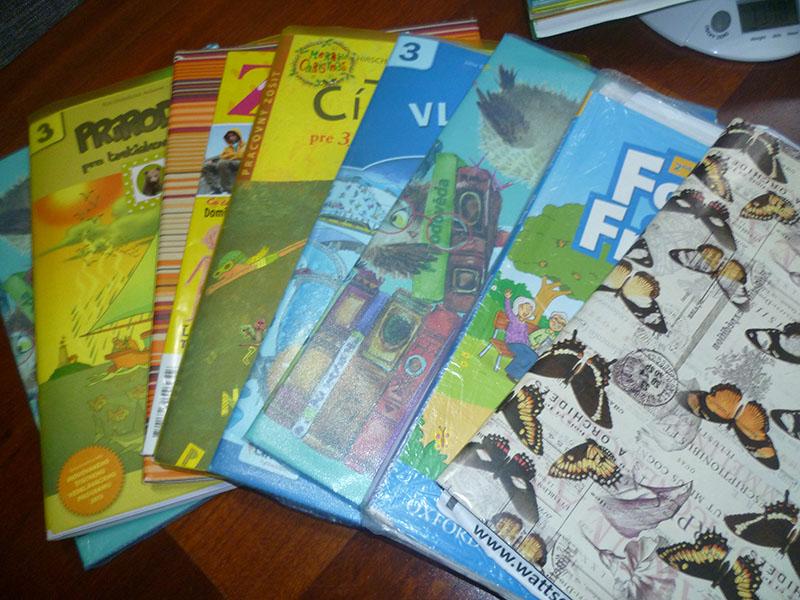 Učebnice 3 ročník A4