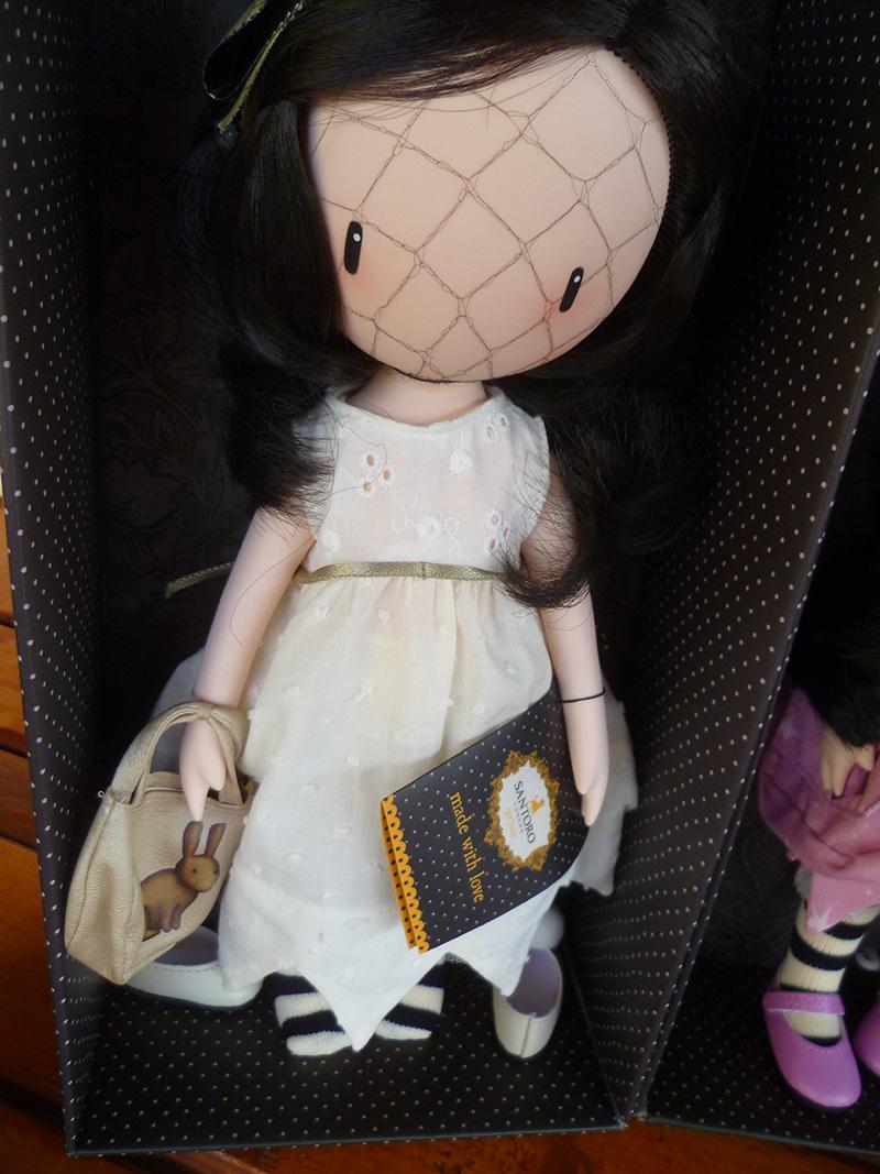 Santoro London Gorjuss 09 I Love You Little Rabbit
