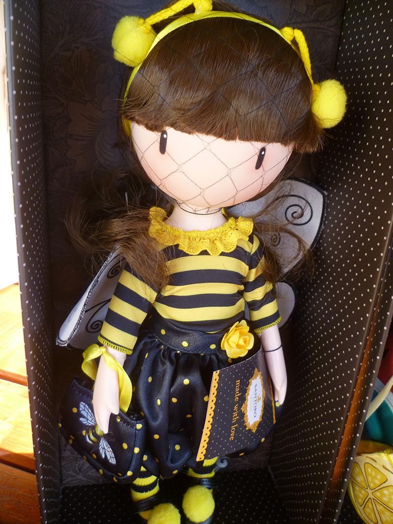 Santoro London Gorjuss 19 Bee-Loved