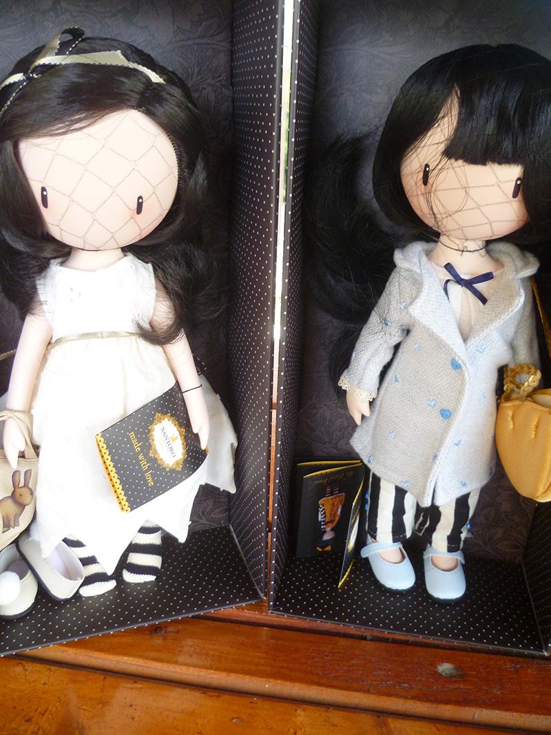 Santoro London Gorjuss 09 I Love You Little Rabbit & 03 The White Rabbit