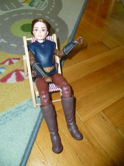 Hasbro Star Wars Forces of Destiny Edition: Padme