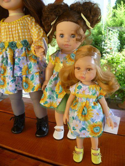 04451 Dasha a slnečnice 06033 Emily a slnečnice